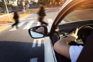 Pedestrian Accident Factors